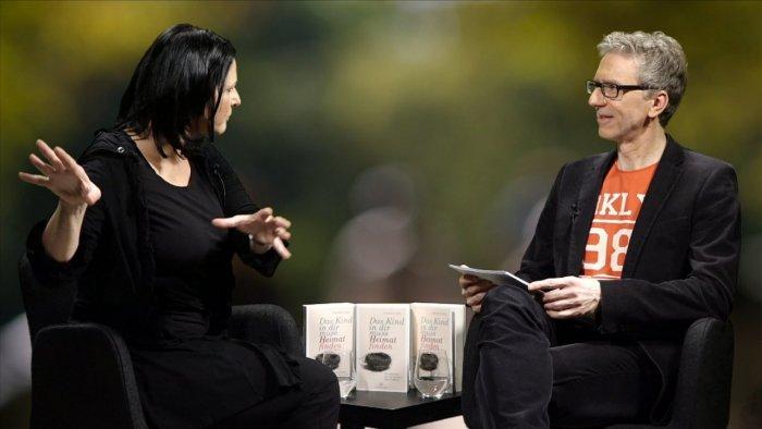 Stefanie Stahl im Gespräch mit dem Moderator des Webinars