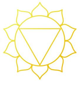 Symbol des Solarplexuschakras