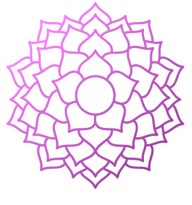 Symbol des Kronenchakras
