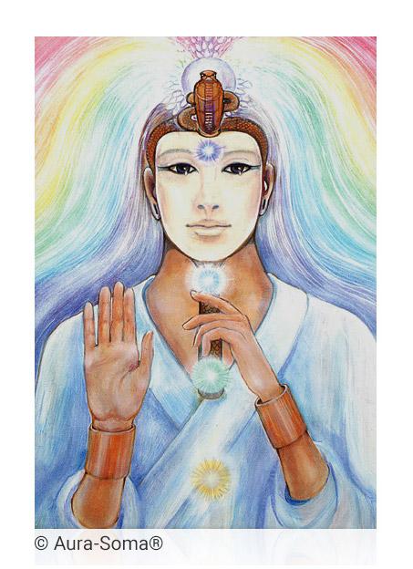 Aura-Soma® Bild: Serapis Bey